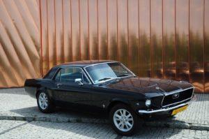 Ford Mustang Polska