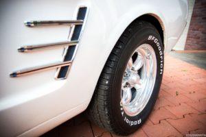 Ford Mustang do ślubu