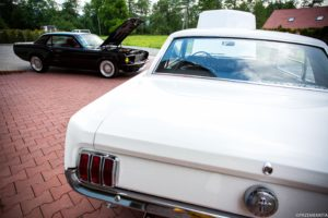 Ford Mustang rybnik