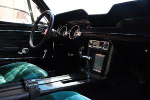 Mustang do ślubu Katowice