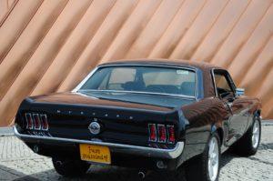 Wypożyczalnia rascar Mustang